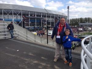 Bekerfinale 2013 AZ-PSV (2)