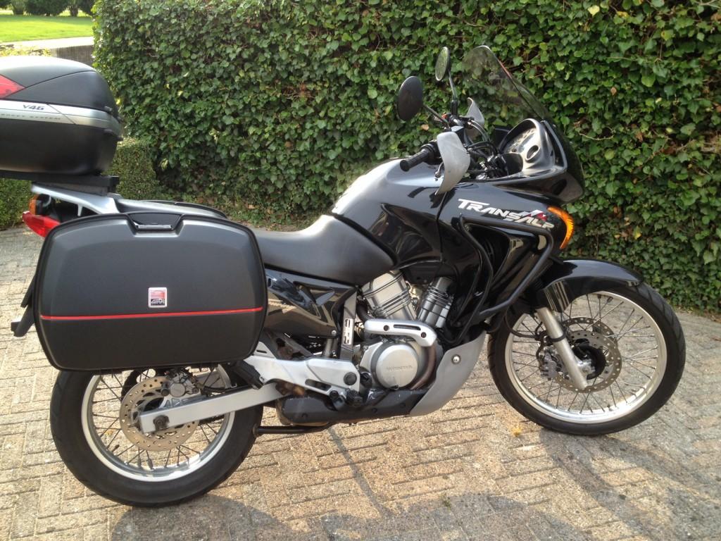Motor Honda Transalp 650